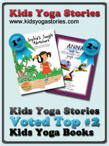 Top 2 Books for Kids Yoga