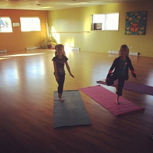 Heart Kids Yoga