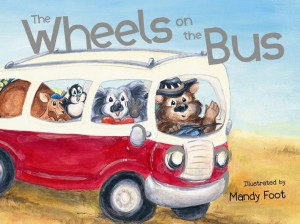 wheels on the bus cover
