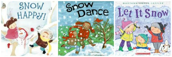 Books for Toddlers: Winter Activities by Kids Yoga Stories