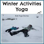 Winter Activities Yoga