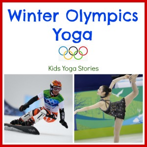 Winter Olympics Yoga by Kids Yoga Stories