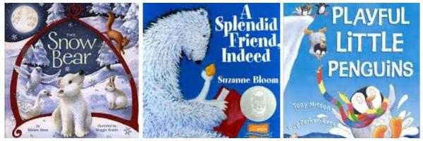 Arctic Animals Books on Kids Yoga Stories