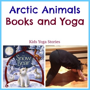 Arctic Animals Books and Yoga || Kids Yoga Stories