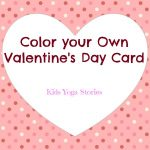 Valentine's Day Card |Kids Yoga Stories