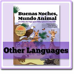 Other Language Yoga Books for Kids Image