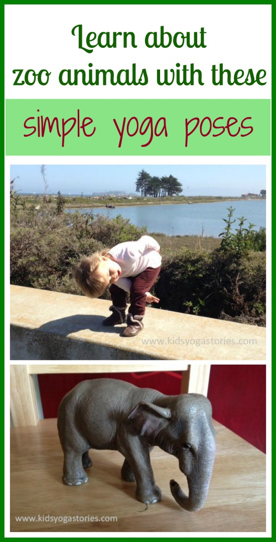 About Zoo Animals With These Simple Yoga Poses By Kids Stories