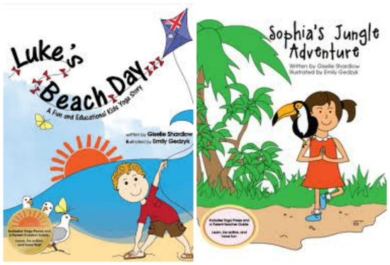Two yoga stories perfect for Earth Day celebration on Kids Yoga Stories