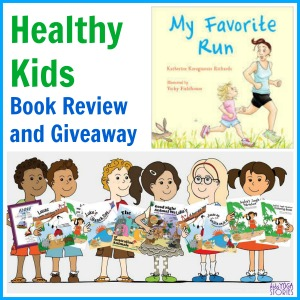 Healthy Kids Book Review and Giveaway on Kids Yoga Stories