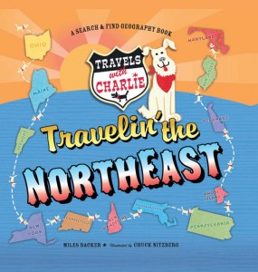 Travelin' the Northeast by Blue Apple Books