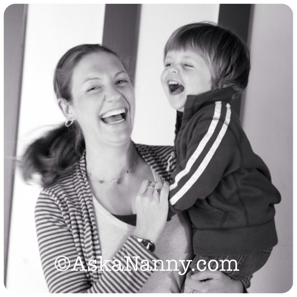 AskaNanny.com benefits of baby yoga