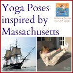 Yoga Poses inspired by Massachusetts