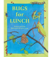 Bugs for Lunch garden book