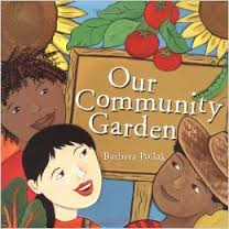 Our Community Garden book