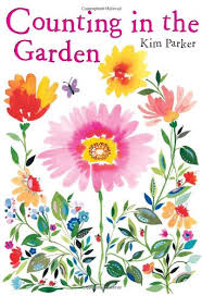 Counting in the Garden book by Kim Parker