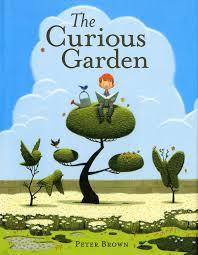 The Curious Garden book