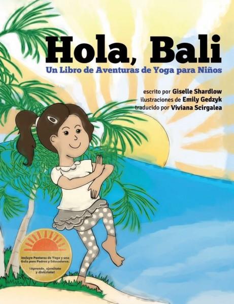 Hola Bali yoga book