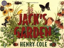 Jack's Garden book by Henry Cole