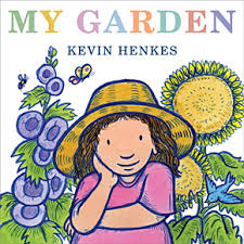 My Garden book by Kevin Hendes
