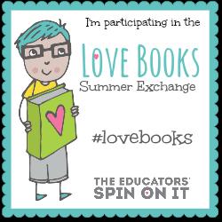 Love Books Summer Exchange Participant