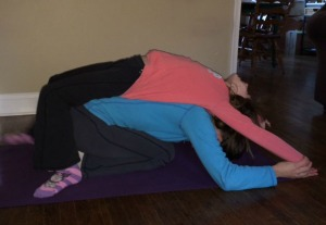 Bridge Pose by All Kids Yoga