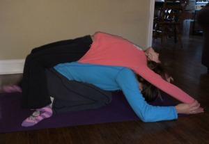 Bridge Pose by All Kids Yoga