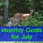 SMART Goals for July at Kids Yoga Stories
