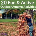 20 Outdoor Fall Activities for Kids