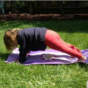 Alphabet Yoga by Kids Yoga Stories