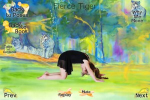 Cat Pose by Kids Yogaverse