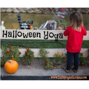 Halloween Yoga by Kids Yoga Stories