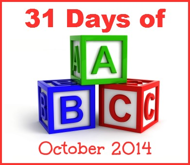 31 Days of ABC with group of kid bloggers |Kids Yoga Stories