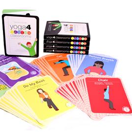 Yoga 4 Classrooms Yoga Card Deck