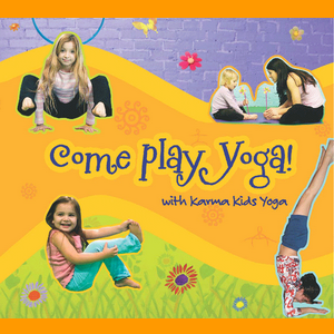 Come Play Yoga CD