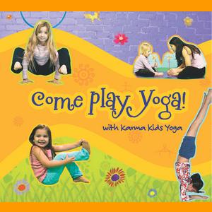 Come Play Yoga CD