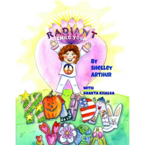 Holiday Kids Yoga Lesson Plans by Radiant Child Yoga