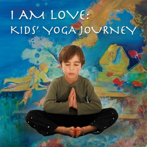 I Am Love Kids Yoga App by Kids Yogaverse