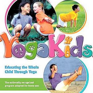 YogaKids by Marsha Wenig