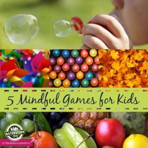 5 Mindful Games for Kids | Kids Activities Blog