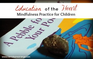 Teaching Mindfulness to Kids | Carrots are Orange