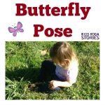 How to do Butterfly Pose with Kids | Kids Yoga Stories