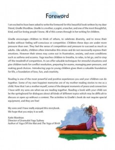 Anna Yoga Sample Page Image