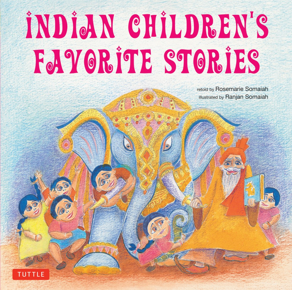 Indian Children's Favorite Stories by Tuttle Publishing