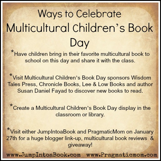 Ways to Celebrate Multichildren Children's Book Day