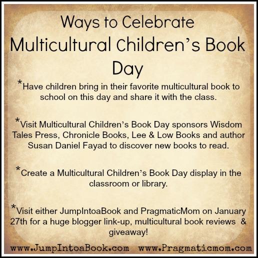 Ways to Celebrate Multichildren Children's Book Day