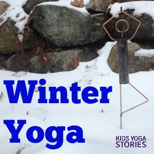 Winter yoga ideas for kids | Kids Yoga Stories
