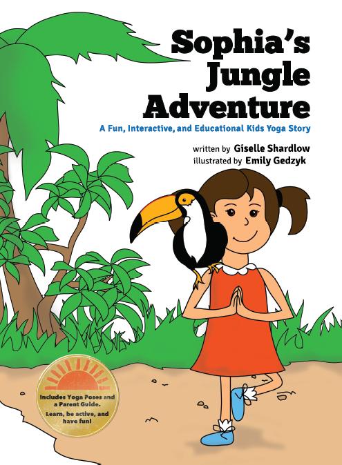 Sophia's Jungle Adventure yoga story | Kids Yoga Stories
