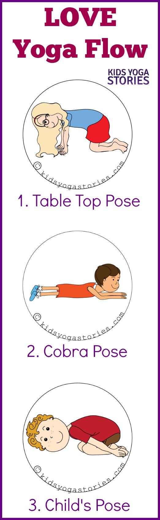 LOVE Yoga - Kids Yoga Stories  Yoga resources for kids