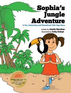 Sophias Jungle Adventure by Kids Yoga Stories