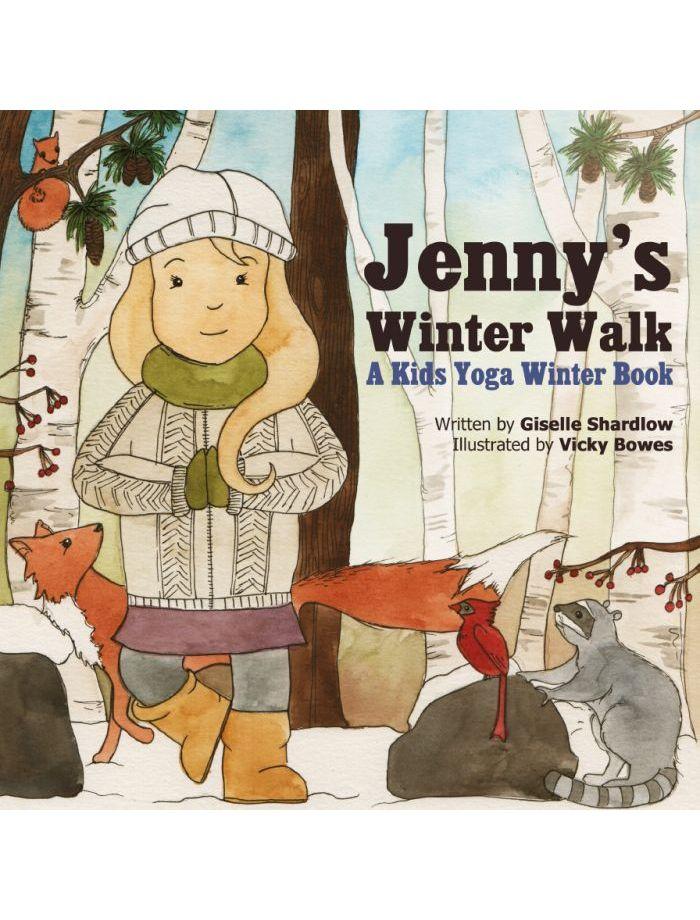 Jenny's Winter Walk Image